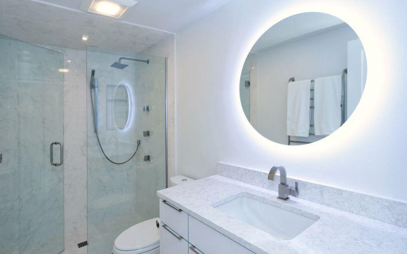 Photo of Handypro of Sarasota-Home Remodeling - Venice, FL, United States.  Log Cabin Bathroom Remodel ...
